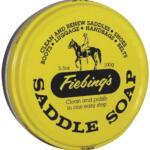 saddle soap fiebing xà phòng làm sạch đồ da, túi da, giày da_yellow
